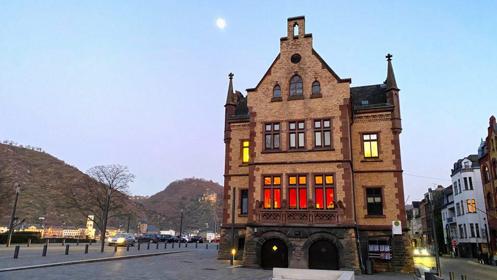 Rathaus St. Goar