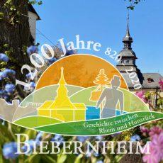 1200 Jahre Biebernheim