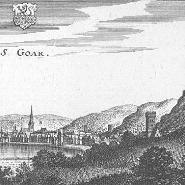Alte Ansicht St. Goar