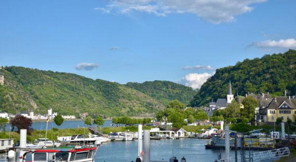 Hafen St. Goar