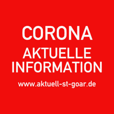 Information zu Corona
