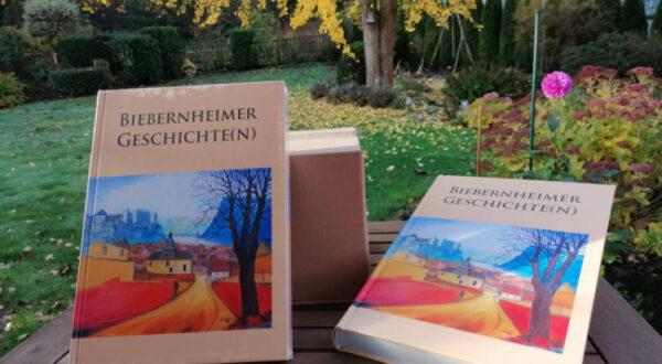 1200 Jahre Biebernheim – Chronik ist erschienen