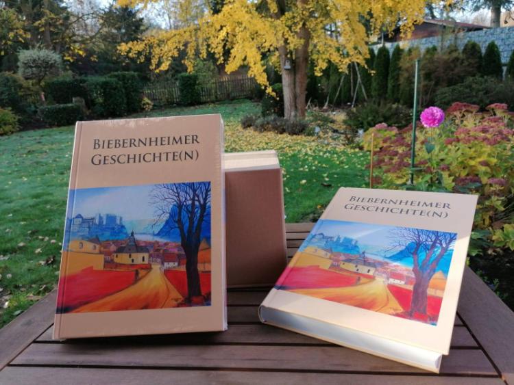Die Chronik zu 1200 Jahre Biebernheim - heute ein Stadtteil von St. Goar - ist erschienen.