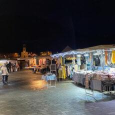 Der Wochenmarkt in St. Goar