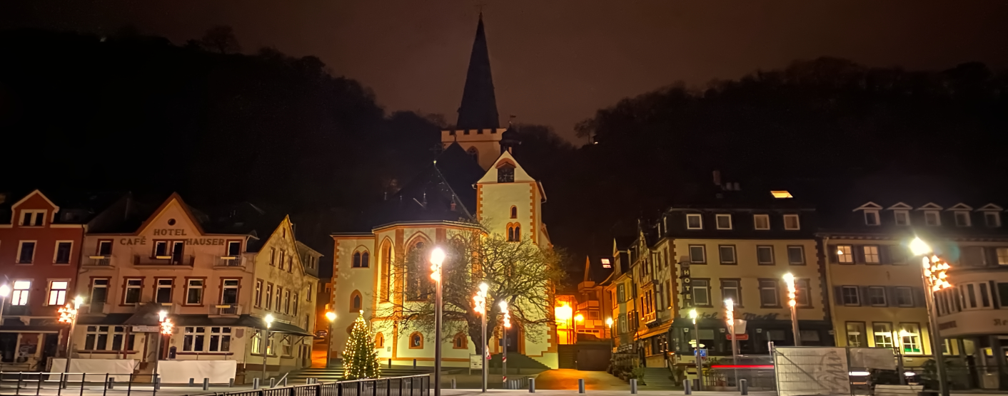 Advent in St. Goar