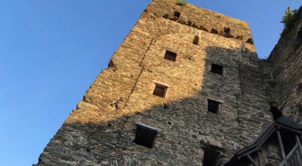 Burg Rheinfels wieder geöffnet