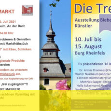 1200 Jahre Biebernheim: Dorfmarkt & Kunst