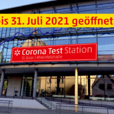Corona-Testzentrum St. Goar