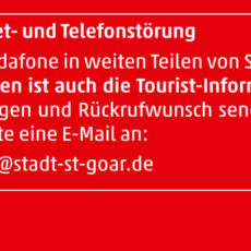 Internet- und Telefonstörung