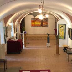 Galerie auf Burg Rheinfels
